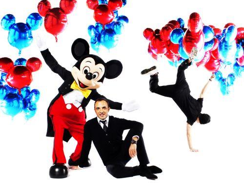 Mickey et Nikos