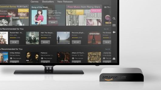 Le streaming video d'Amazon