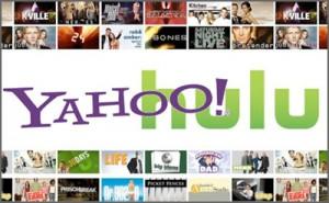 Yahoo rachetra Hulu