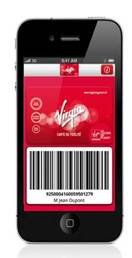appli carte fidelite Virgin