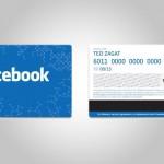 La carte de paiement de Facebook