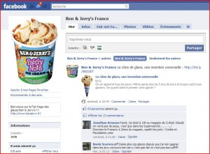 facebook ben jerry