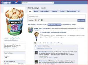 facebook ben jerry