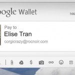 Exemple du Google wallet