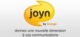 RCS : de la voix, du chat, de la vidéo, c'est Joyn d'Orange !