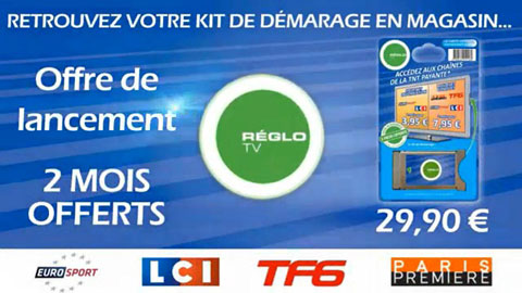 Le kit de demaragede TF1