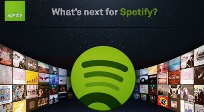 la suite pour Spotify