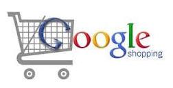 Le logo de Google shopping