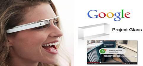 Les lunettes connectées de Google