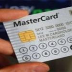 L'écran numérique de mastercard