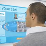 Connecter vous à facebook pour choisir votre siège