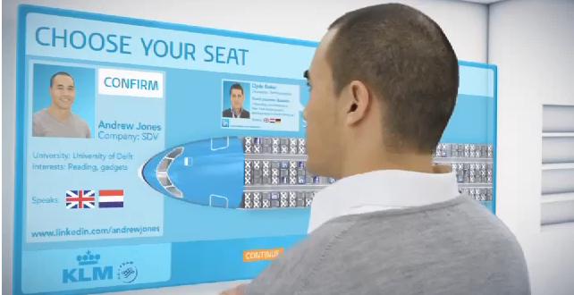 KLM : une appli bien utile, mais politiquement bien correcte ?