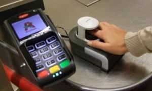 paiement chez auchan en mode biometrique