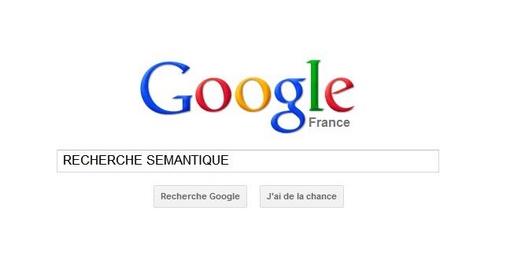 recherche semantique google