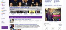 Yahoo se relooke