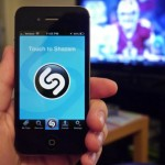 L'application shazam pour la tv