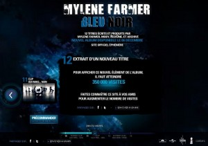 site mylene farmer