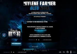 site mylene farmer